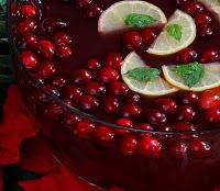 Christmas Red Punch