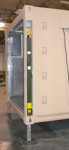 HETEK - ISO-Container und Strukturen
