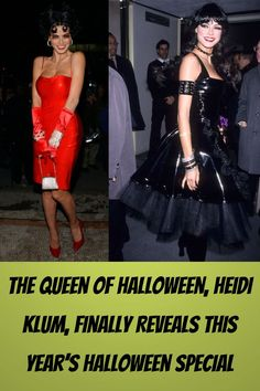 There's one Halloween. One costume. And one and only Heidi Klum. Add those three and you get the legend that re-writes the rules in the Halloween transformations department. I mean, while you and I dress like black-robed witches at max, the queen pulls everything from Princess Fiona, the monster from Alien, an ape, and 95-year-old… herself.