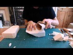 A guide to using Polystyrene (Styrofoam) to make wargaming scenery - YouTube