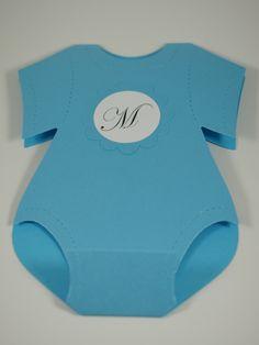 Bebé ducha mono invitaciones invitación de por HelloPartyCrafts