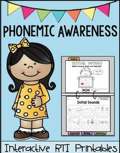 """This is the ultimate resource for phonemic awareness! This is the """"printable"""" version. These are meant to be interactive and used with the teacher (not as independent seat work.) Here are activities covered in this pack:~Identifying initial sounds~Identifying final sounds~Determining which word does not belong (which picture starts with a different sound)~Segmenting Sounds~Isolating Sounds~Blending Phonemes (two different activities)~Manipulating/substituting phonemes    -Decide which sound ..."""