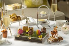 St. James's Glorious Afternoon Tea at Conrad London St. James - AfternoonTea.co.uk