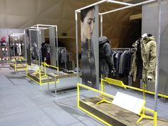 Bread & Butter Berlin 2014 – BENCH. exhibit design - #AW14