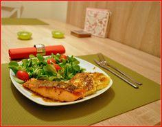 We love our kitchen: Horčicovo-medový losos Ahoj! Pripravte si lososa s...