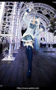 #Vocaloid Yuki Miku
