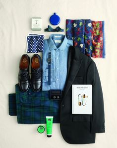 The key ingredients from J.Crew for a proper night out.