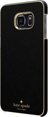 kate spade new york Wrap Case for Samsung Galaxy S 6 edge+, Black