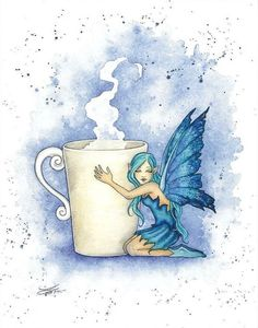 Fairy Art Artist Amy Brown: The Official Online Gallery. Fantasy Art, Faery Art, Dragons, and Magical Things Await. Fantasy Kunst, Fantasy Art, Elves Fantasy, Amy Brown Fairies, Dark Fairies, Dragons, Kobold, Unicorns And Mermaids, Fairy Pictures