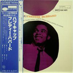 FREDDIE HUBBARD / HUB CAP / BLUE NOTE / JAZZ / KING JAPAN OBI