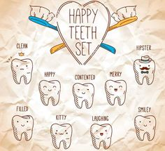 Which happy tooth are you? Keep your teeth family happy with regular checkups! Contact us has never been simpler: http://www.ottawadentistryonkent.com/dentistry-in-ottawa-contact/