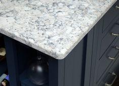 viatera quartz Everest | details of kitchen Viatera® Everest quartz