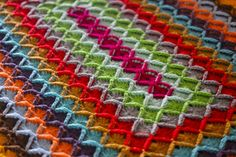 Wool Eater Blanket Crochet