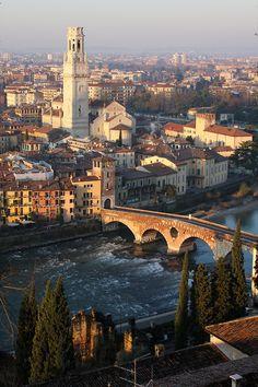 Eurphoria — wanderlusteurope: Gorgeous Verona
