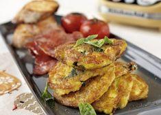KitchenAid Blender recipe - Breakfast corn cakes