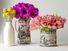 5 Tips for a Stunning Spring Flower Arrangement How to create the perfect arrangement this season.