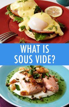 Food Science 101: What Is Sous Vide?Really nice recipes. Every  Mein Blog: Alles rund um Genuss & Geschmack  Kochen Backen Braten Vorspeisen Mains & Desserts!