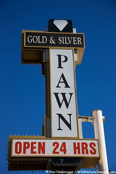 Pawn Stars on the History Channel.  The pawn shop is in Las Vegas, Nevada