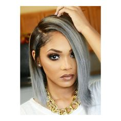 hair artist anthony : Full Lace Wigs|Lace Front Wigs|Lace Wigs @... ❤ liked on Polyvore featuring beauty products, haircare, hair styling tools, hair and hairstyles