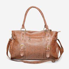 Image of Vintage Brown Murphy Bag