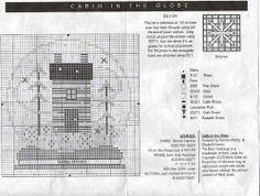 Cabin in the Globe 1/2