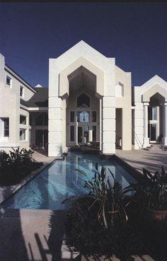 Modern Contemporary Luxury Home