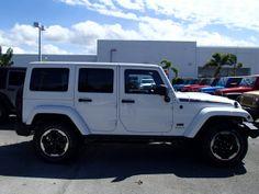 2014 Jeep Wrangler Unlimited Polar