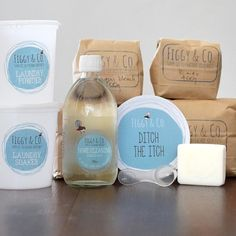 These little lovelies have been flying out the door thanks to a recommendation from Jordan of  @withthewhittakers If you don't follow this… Diy Home Cleaning, Diy Cleaning Products, Own Home, Clean House, Make Your Own, Thankful