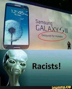 Lol!! Les pauvres marciens!! Il font comment s'il veulent posseder un Galaxy S3??
