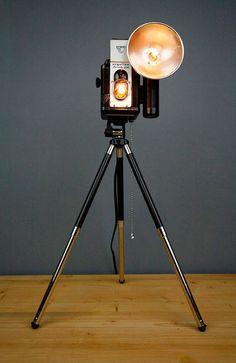Luminárias de fotografia