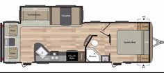 Floor Plan Springdale 27'1 RL