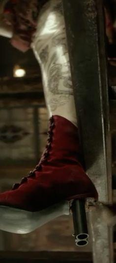 Gallery For > Red Harrington Lone Ranger Leg Helena Bonham Carter
