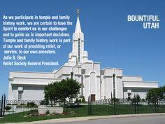 Utah - Bountiful Temple
