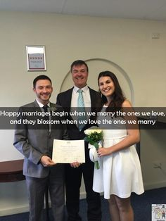 Happy marriages begin when we marry the ones we love and they blossom when we love the ones we marry  #marriagecelebrant #weddingcelebrant #civilcelebrant #celebrant #adelaidecelebrant