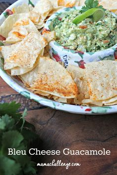 Celebrate Feb. 24 - National Tortilla Chip Day! Best guacamole ever with a special twist! #NationalTortillaChipDay #MarketStreetTX #ad