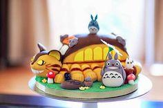 Cake Wrecks - Home - Sunday Sweets: Studio Ghibli