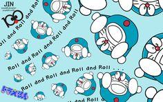 Doraemon. Cartoon character from japan