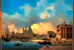 Ippolito Caffi in mostra a Venezia al Museo Correr
