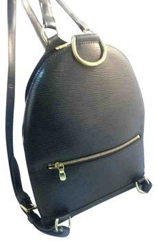 70934b5ce407 Louis Vuitton Mabillon Pack Epi Leather Backpack