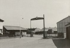 Bata Estate East Tilbury Farm entrance c1975