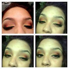 Linda hellberg inspired #makeup