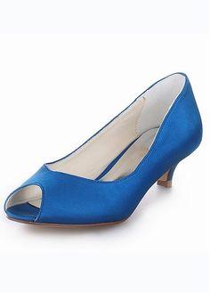4123ab2cb6 7 Awesome Something Blue Wedding images | Lace bridal shoes ...