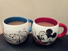 TEA....in my Disney mug....mmmmm!!