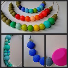 www.le-bebe.ro Free BPA necklaces, pandants. Baby safe.