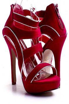 sassy high heel shoes