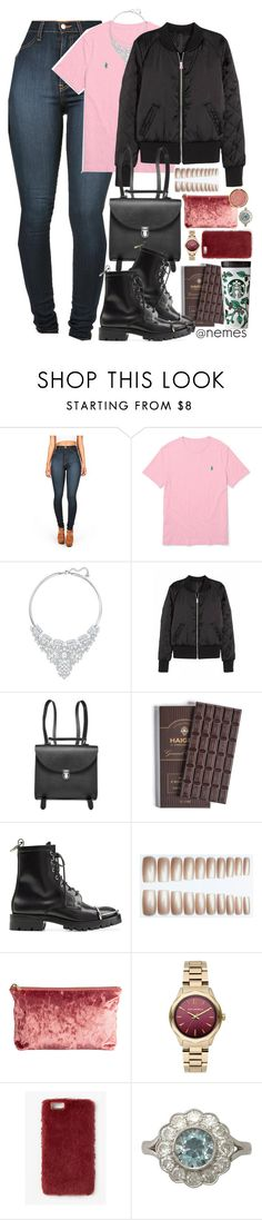 """""""⚡ Teen Wolf Season 6 ⚡"""" by nemes-margareta-anna ❤ liked on Polyvore featuring Vibrant, Ralph Lauren, Swarovski, The Cambridge Satchel Company, Alexander Wang, Karl Lagerfeld, Missguided and Milani"""