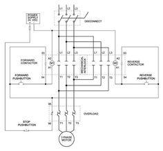 Voltaje completo Inversión de 3-Fase Diagrama Motor | Ingeniería Eléctrica Mundial
