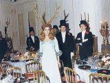 1972 Rothschild (Illuminati) party horns