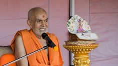HH Mahant Swami Maharaj's Vicharan Folded Hands, 30 September, 30th, Two By Two, Princess Zelda, In This Moment, Fictional Characters, Fantasy Characters