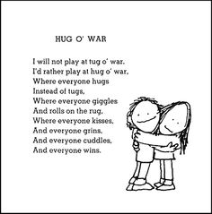 I recited this once when I was little in something we did at ...
